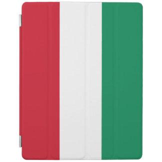 Hungary Flag iPad Cover
