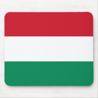 Hungary Flag Mouse Pad