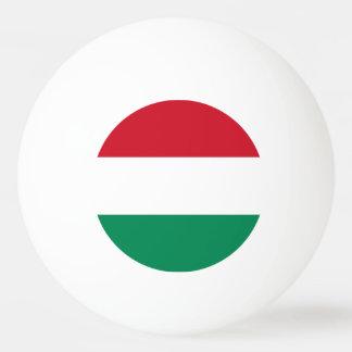 Hungary Flag Ping Pong Ball
