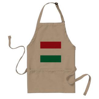 Hungary Flag Standard Apron