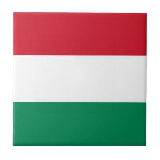 Hungary Flag Tile