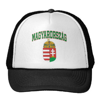 Hungary Trucker Hats
