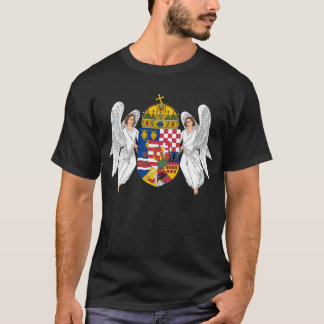 Hungary Kingdom Coat of Arms T-Shirt