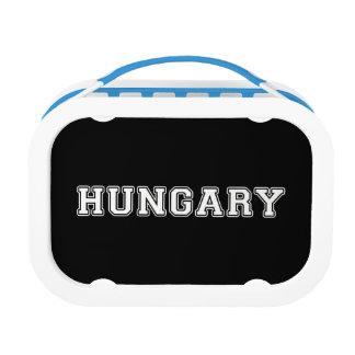 Hungary Lunch Box