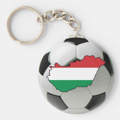 Hungary national team keychains