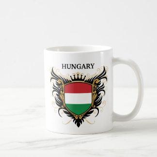 Hungary [personalize] coffee mug