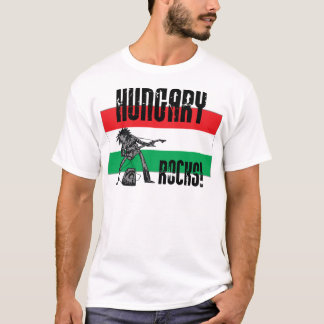 Hungary Rocks T-Shirt
