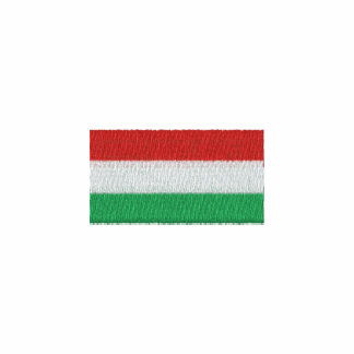 Hungary t-shirt - Hungarian flag