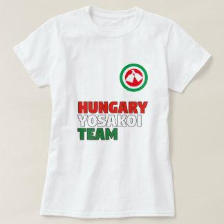 Hungary Yosakoi Team T-shirt