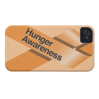 Hunger Awareness iphone case