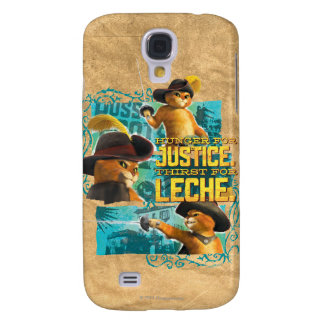Hunger For Justice Samsung Galaxy S4 Covers