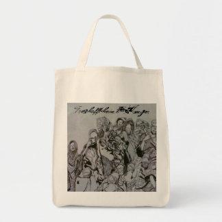 HungEr. Grocery bag