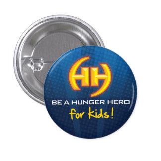 Hunger Hero For Kids Mini Button