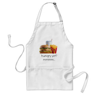 Hunger pain standard apron