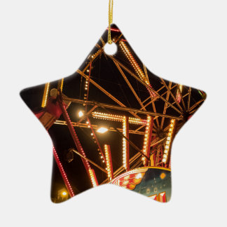 Hungerford Extravaganza Ceramic Ornament