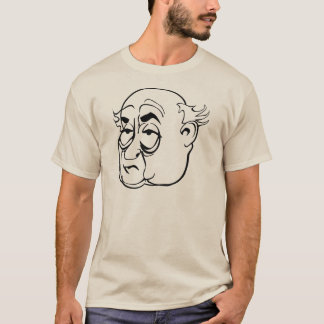 Hungover man T-Shirt