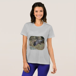 Hungry Alligator at the Everglades T-Shirt
