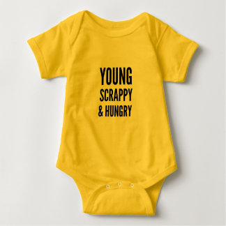 Hungry baby baby bodysuit