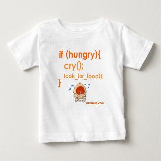 Hungry Baby Tshirts