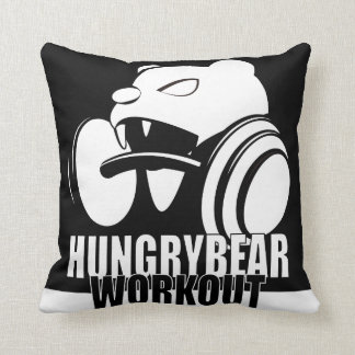 Hungry Bear Cushion