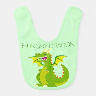 Hungry Dragon Bib
