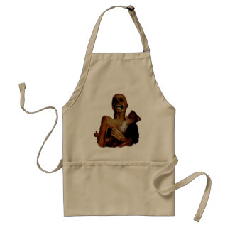 Hungry Hungry Zombie Aprons