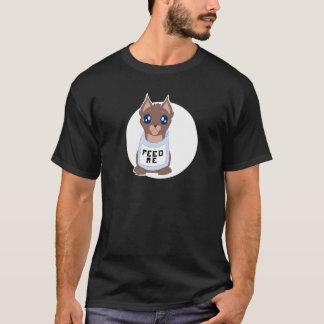 hungry kitty T-Shirt