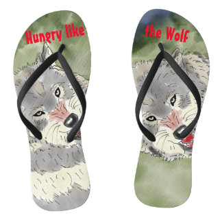 Hungry like the Wolf Thongs