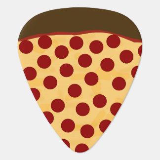 Hungry Musician Pepperoni Pizza Plectrum