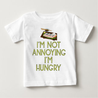 Hungry nearly Food Burger Lunch hunger Dinner Baby T-Shirt