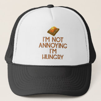 Hungry nearly Food Burger Lunch hunger Dinner Trucker Hat