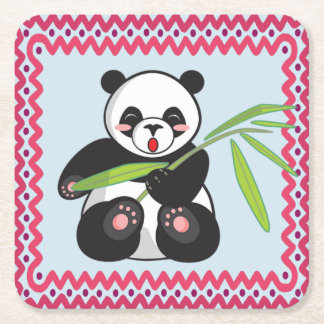 Hungry Panda Coaster