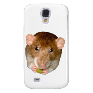Hungry Rat  Galaxy S4 Case