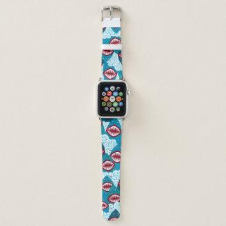 Hungry Sharks Apple Watch Band