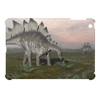 Hungry stegosaurus - 3D render Case For The iPad Mini