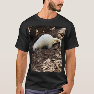 Hungry White Meerkat, T-Shirt