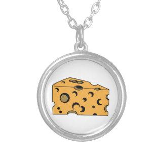 Hunk of Swiss Cheese Pendants