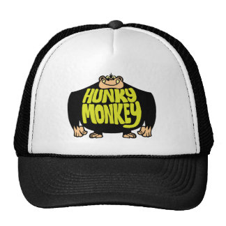 Hunky Monkey Trucker Hat