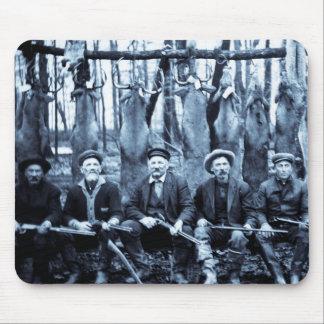 Hunt Club - 1911 Mouse Pad