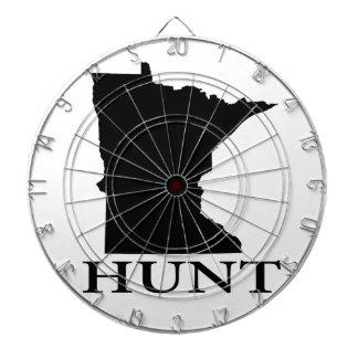Hunt Minnesota Dartboard