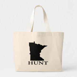 Hunt Minnesota Large Tote Bag