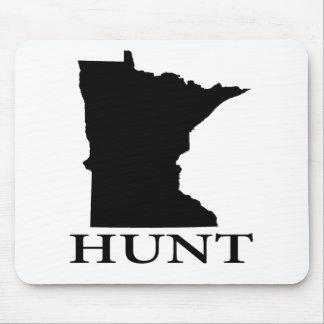 Hunt Minnesota Mouse Pad
