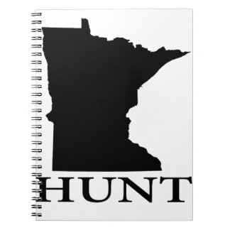 Hunt Minnesota Notebook