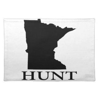 Hunt Minnesota Placemat