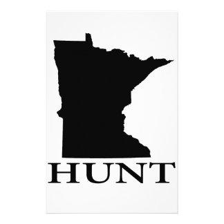 Hunt Minnesota Stationery