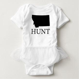 Hunt Montana Baby Bodysuit