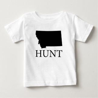 Hunt Montana Baby T-Shirt