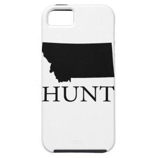 Hunt Montana iPhone 5 Covers