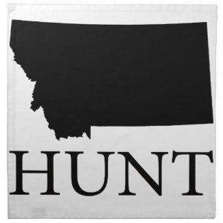 Hunt Montana Napkin