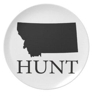 Hunt Montana Plate